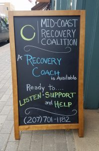 Mid Coast Maine Recovery Support Network